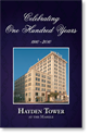 Download the 100th Anniversary Hayden Tower at the Markle book